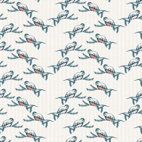 Navy Birds
