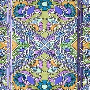 Lavender Paths
