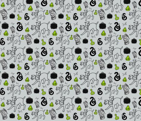 Snape fabric by moonstoneelm on Spoonflower - custom fabric