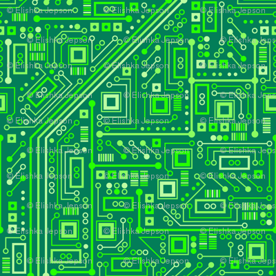 Short Circuits (Neon Green)
