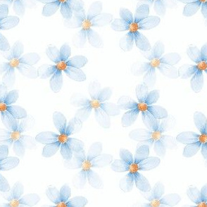 Delicate floral pattern 33