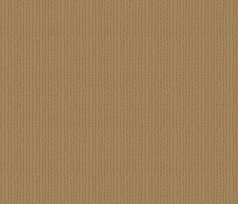 Dot Line Caramel fabric by beckarahn on Spoonflower - custom fabric