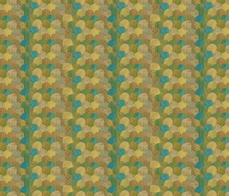 Fish scales fabric beckarahn spoonflower for Fish scale fabric