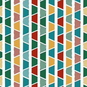 Fishie Bright Stripe