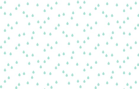 Rclouds___rain_-_raindrops_mint_on_white_shop_preview