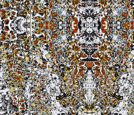 Bayberry II fabric by petalportfolio on Spoonflower - custom fabric