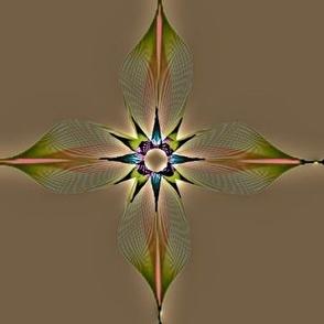 Peach Crosses