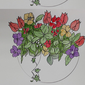 Ivy__Pansies_and_Tulips