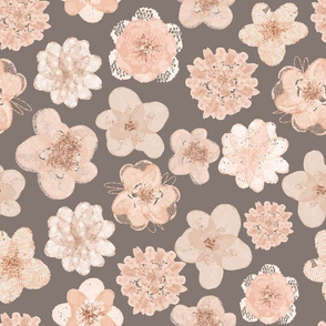 Tulle Flowers Original