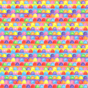 Watercolor Gumdrops