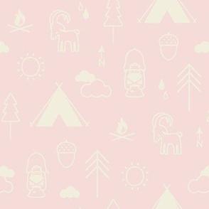 Camp Capricorn Conversation Candyfloss