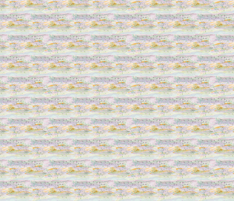 Wasteland fabric by linsart on Spoonflower - custom fabric