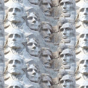 Dean's Perpetual Mount Rushmore