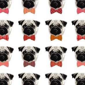 Proud Pug Boys - Small Scale (Client Requested)
