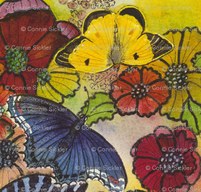 Butterflies_and_Flowers_