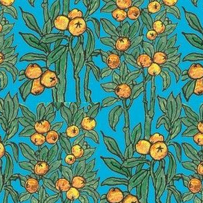 Crane's Oranges