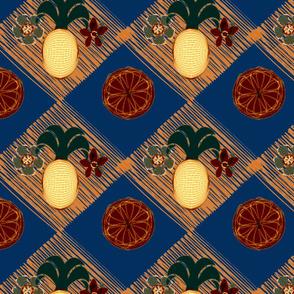 Tropical Picnics-Blueberry