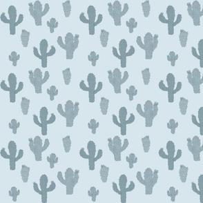 cactus pinatas (blue)