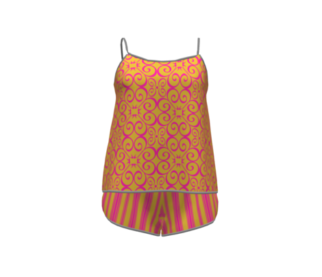 Amina's Stripe to match E Design PandY