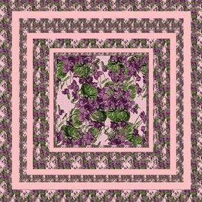 Ellmandia's Patchwork Quilt