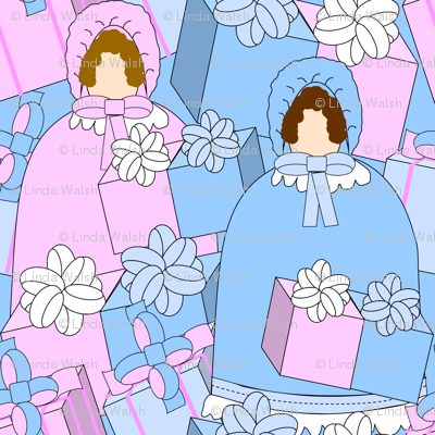Sweet Terra Babies Fabric