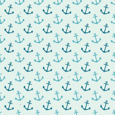 Light Blue Anchors