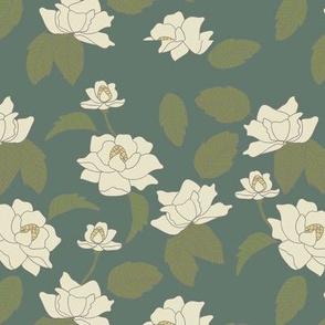 Magnolia - Green