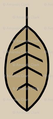 Leaves-cedar ridge