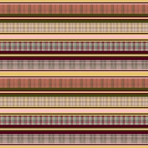 Four Sisters Decorative Stripe