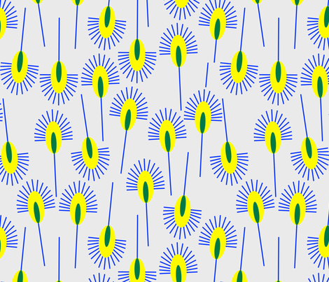 peacock_feather fabric by holli_zollinger on Spoonflower - custom fabric
