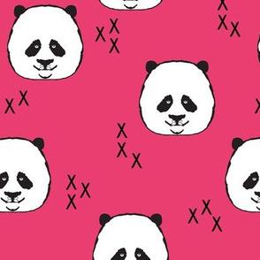 Panda // melon