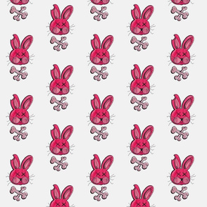 RIP Bunny - Grey