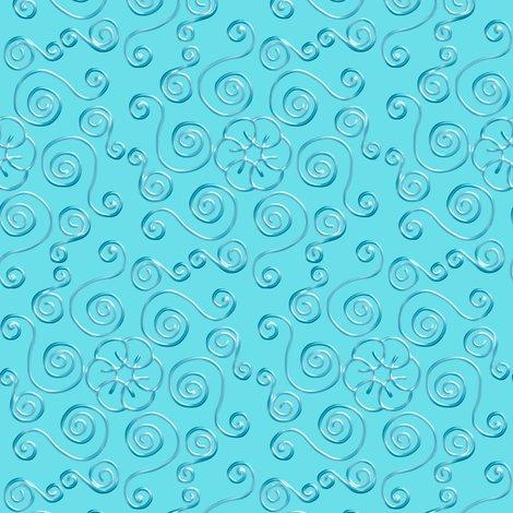Rblue_hexagon_swirls_on_aqua_shop_preview