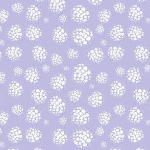 Raspberry Spots Lavender