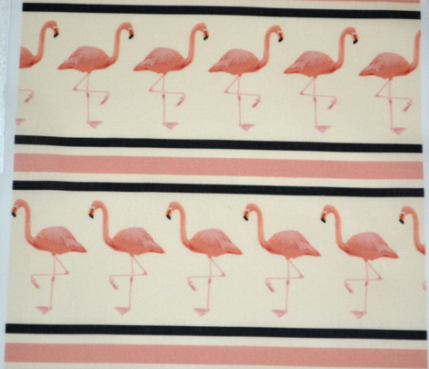 Flamingo Stripe