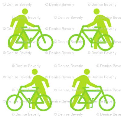 green energy bike bicycle