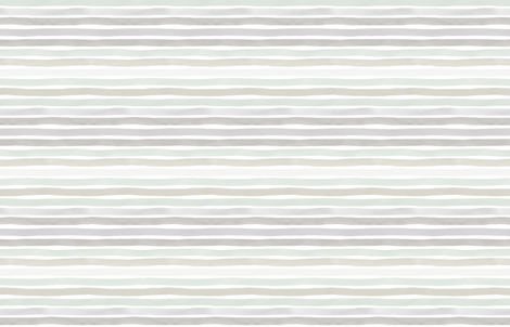 Gray Hues Watercolor Stripes by Friztin fabric by friztin on Spoonflower - custom fabric