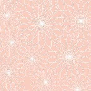 Spirograph Flowers Rose