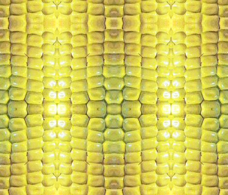 CornCob-ed fabric by jacneed on Spoonflower - custom fabric