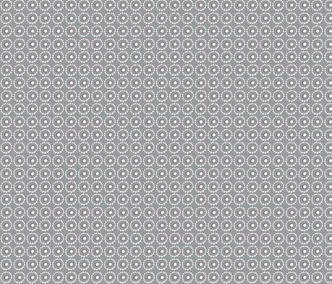 Silk Foulard Grey fabric by snowflower on Spoonflower - custom fabric