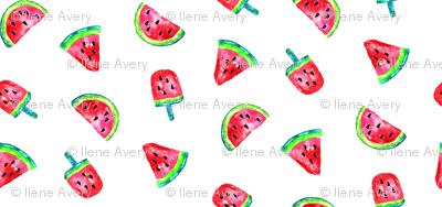 Watermelon Toss