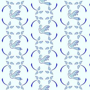 Dove_Pattern