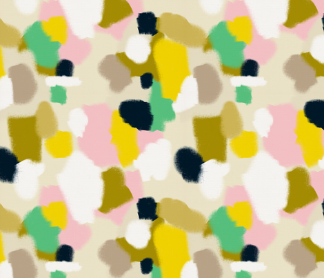 Morninglight fabric by lisabarbero on Spoonflower - custom fabric