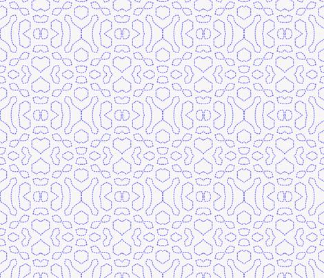 jungle_mosaic fabric by holli_zollinger on Spoonflower - custom fabric