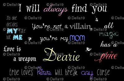 Once Upon a Time (OUAT) Quotes