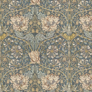 William Morris ~ Honeysuckle ~ Medium