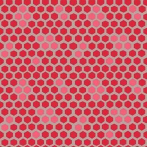 hex spots in punch + berry