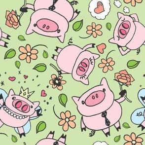 Oink Oink... wee wee wee!!