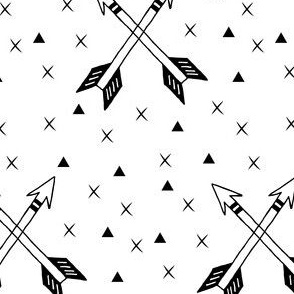 arrows_x_and_triangles