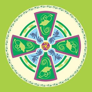 Modern Celtic Cross